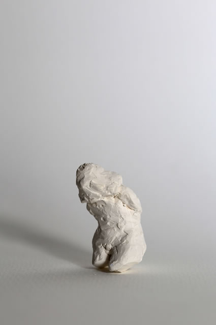 1.Figure from Miserere series plaster 8cm copy